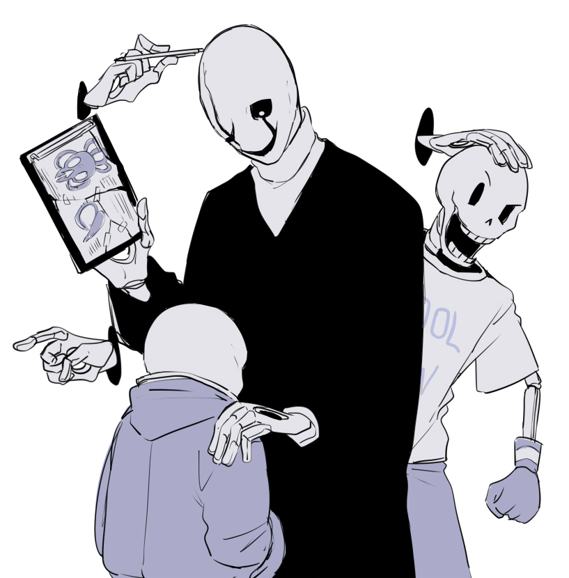 Wd Gaster Undertale Zerochan Anime Image Board