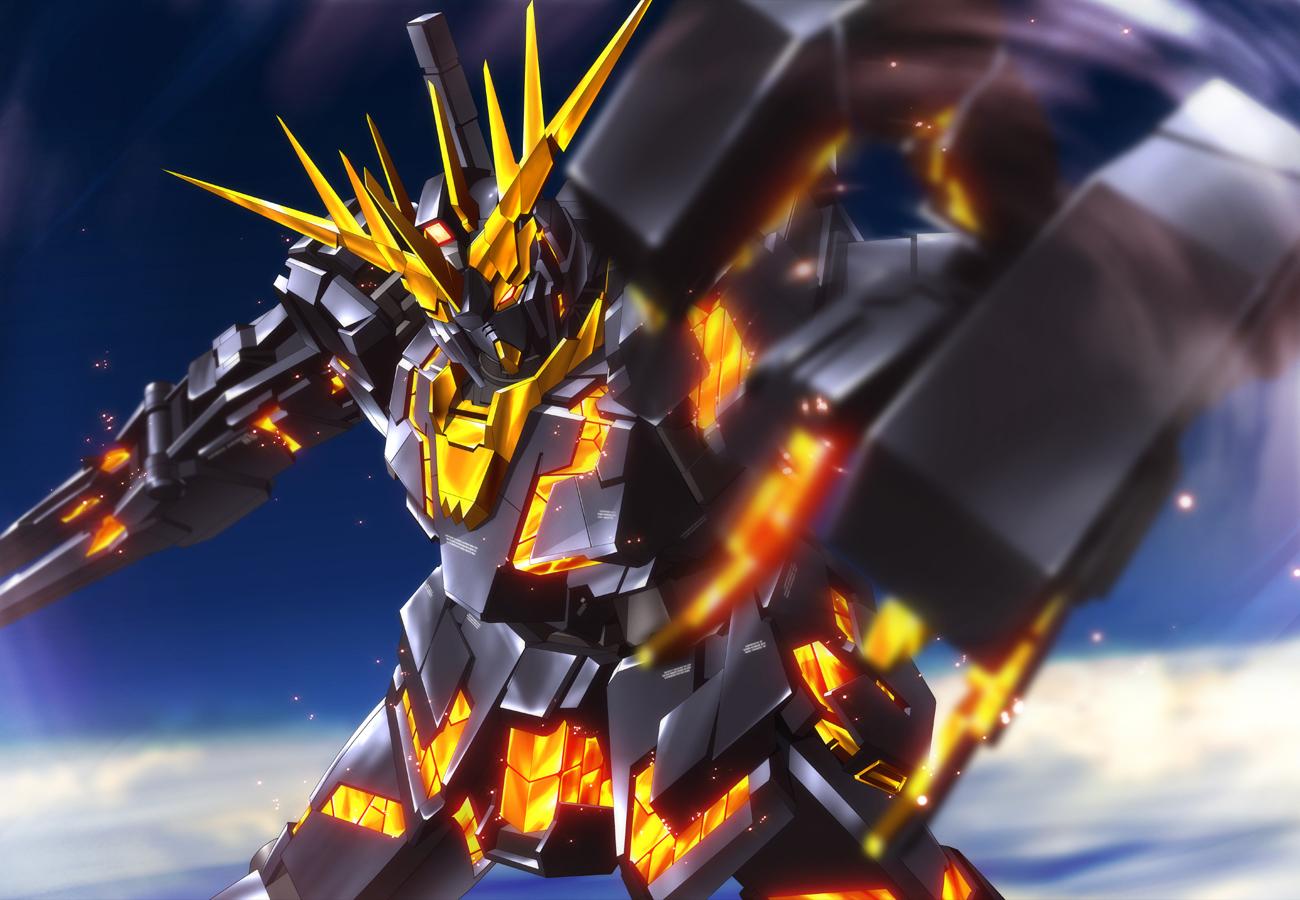 Unicorn Gundam Banshee/#1751439 - Zerochan
