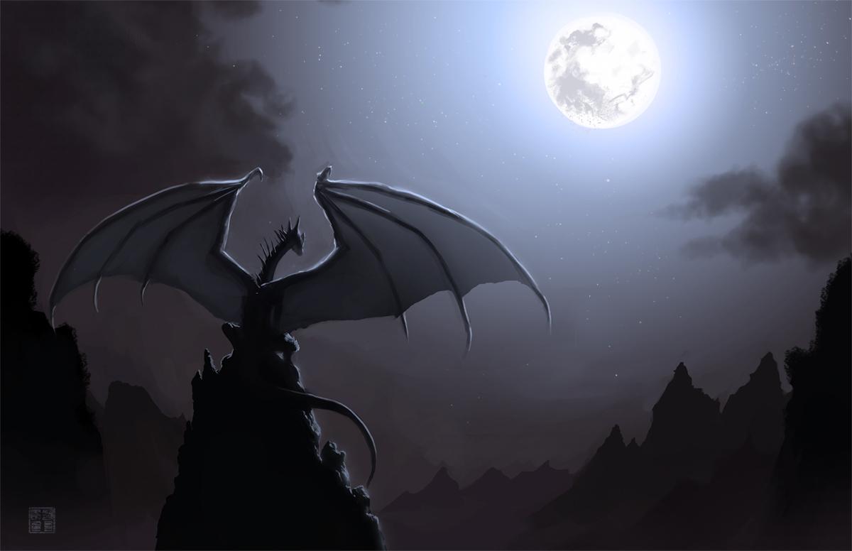 Full Moon Dragon: Unidentified/#389716
