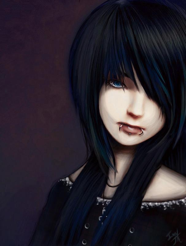 Tags: Anime, Gothic Outfit, Original, Unidentified