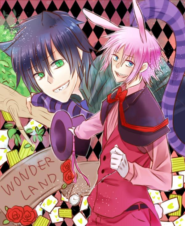 Tags: Anime, Uniikura, Candy Hole, Alice in Wonderland