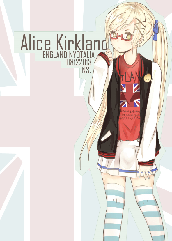 Tags: Anime, Axis Powers: Hetalia, United Kingdom (Female), Mobile Wallpaper, Nyotalia