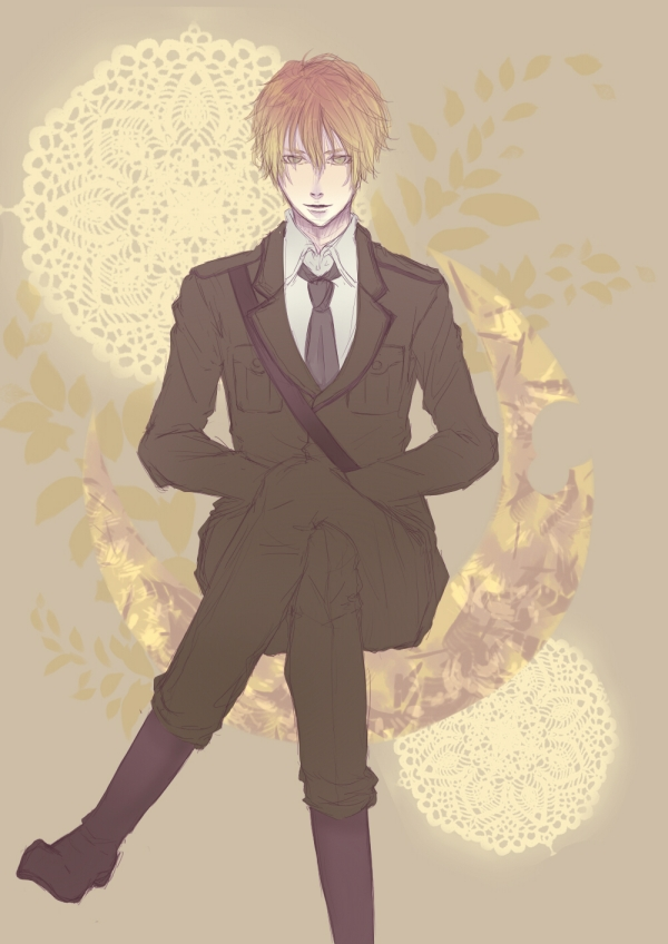 Tags: Anime, Axis Powers: Hetalia, United Kingdom, Mobile Wallpaper, Allied Forces
