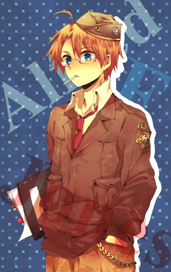 Tags: Anime, Axis Powers: Hetalia, United States, Mobile Wallpaper, Allied Forces