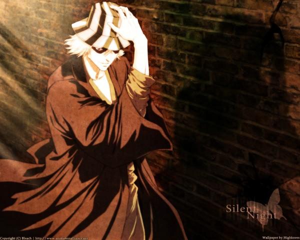 Tags: Anime, BLEACH, Urahara Kisuke, Wallpaper 5:4 Ratio, 1280x1024 Wallpaper, Haori