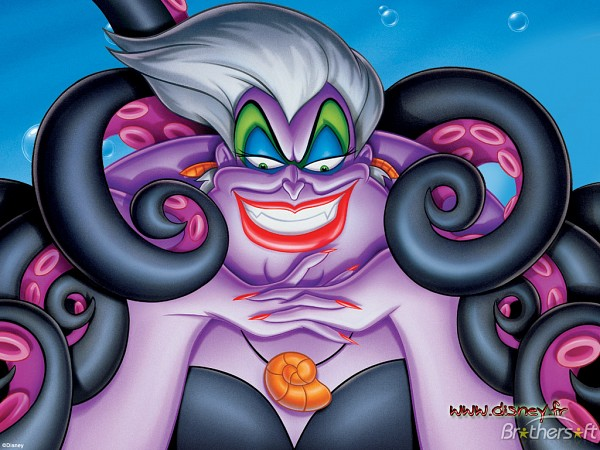 Tags: Anime, Ursula (Little Mermaid), Little Mermaid (Disney)