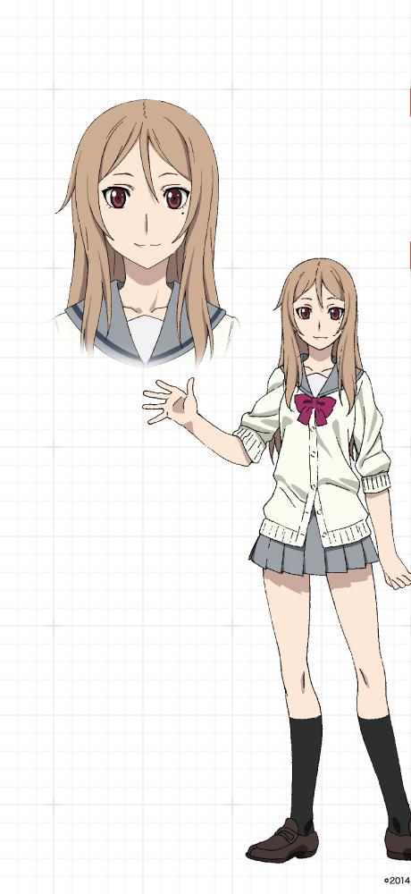 Tags: Anime, Takiyama Shintetsu, Xebec, Tokyo ESP, Urushiba Rinka, Official Art, Cover Image