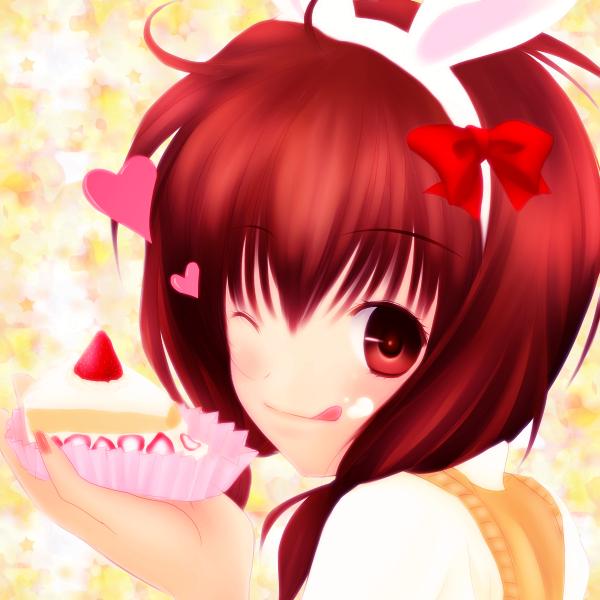 Tags: Anime, Harukaze Tsukushi, Usa (Nico Nico Singer), Nico Nico Douga, Nico Nico Singer