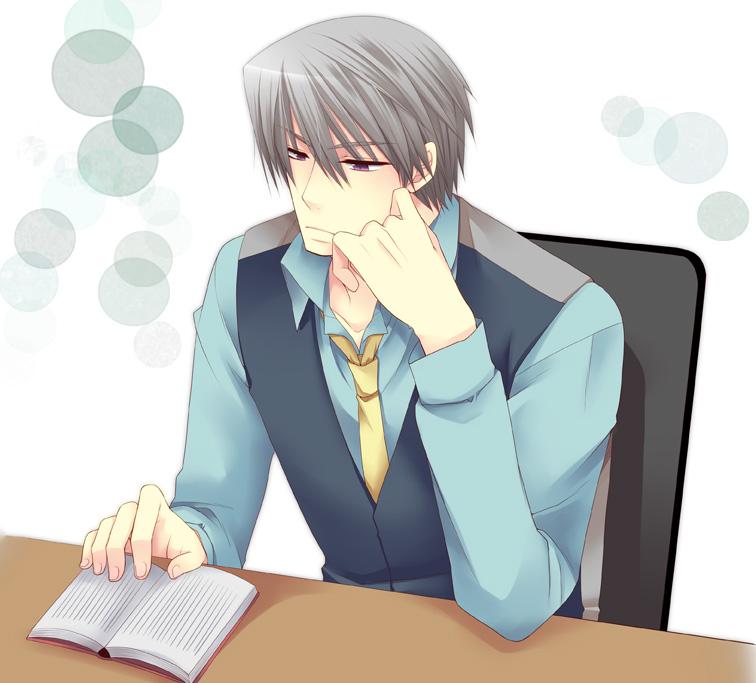 Usami Akihiko - Junjou Romantica - Image #410239 ...