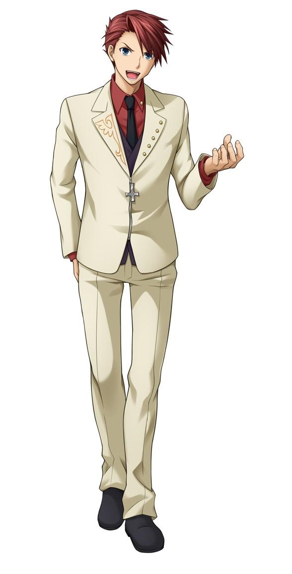 Tags: Anime, Alchemist (Studio), 07th Expansion, Umineko no Naku Koro ni, Ushiromiya Battler, Umineko no Naku Koro ni ~ Majo to Suiri no Rondo ~, Official Art