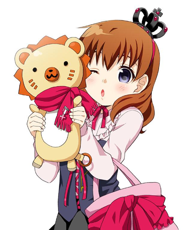 Tags: Anime, Mattaku Mosuke, 07th Expansion, Umineko no Naku Koro ni, Sakutaro, Ushiromiya Maria