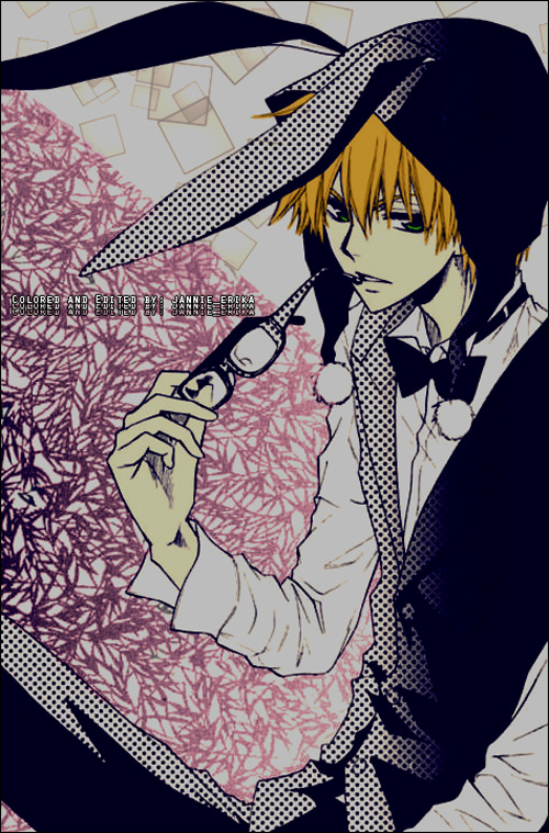 Tags: Anime, Kaichou wa Maid-sama!, Usui Takumi, Mobile Wallpaper, Edited