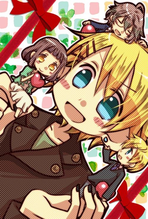 Tags: Anime, Sakumikan1007, BROCCOLI, Uta no☆prince-sama♪, Nanami Haruka, Kurusu Kaoru, Kurusu Syo, Shinomiya Natsuki, Fanart, Pixiv, Princes Of Song