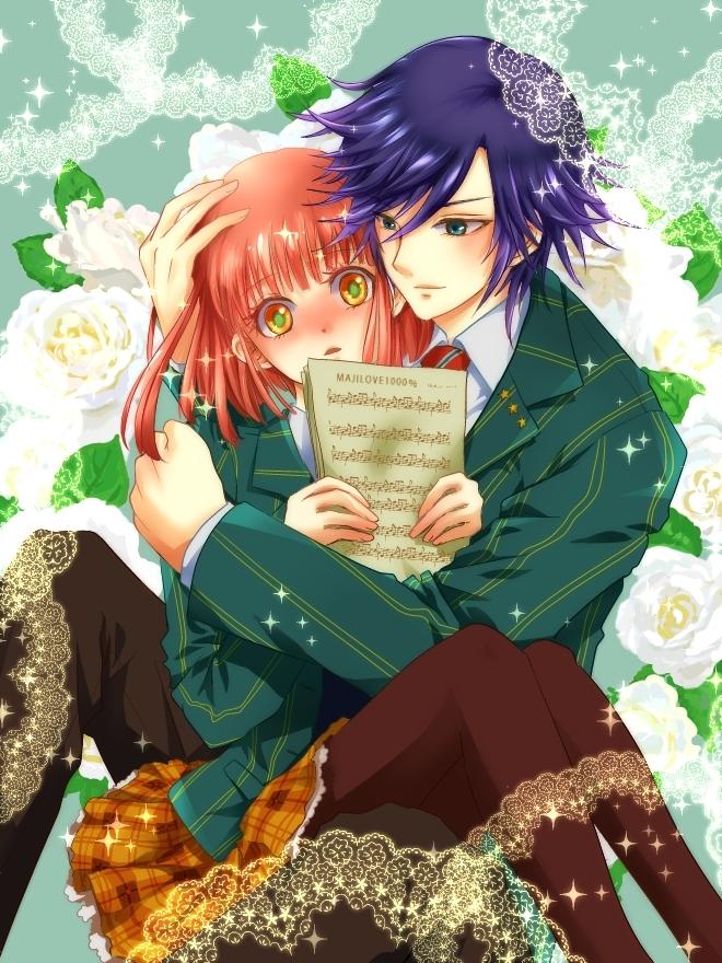 Uta no☆prince-sama♪ (Princes Of Song) Image #838340 ...  Uta No Prince Sama Haruka And Tokiya Lemon