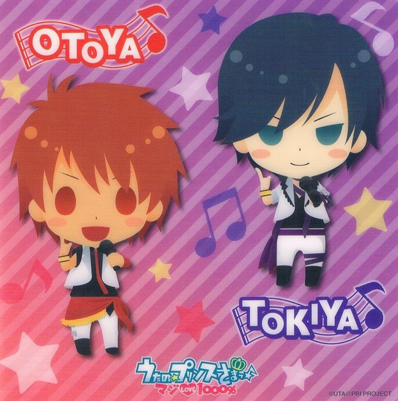 Ittoki otoya and ichinose tokiya roulette