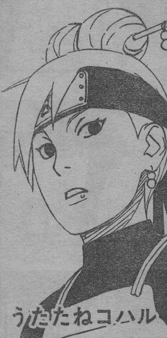Utatane Koharu - NARUTO - Zerochan Anime Image Board