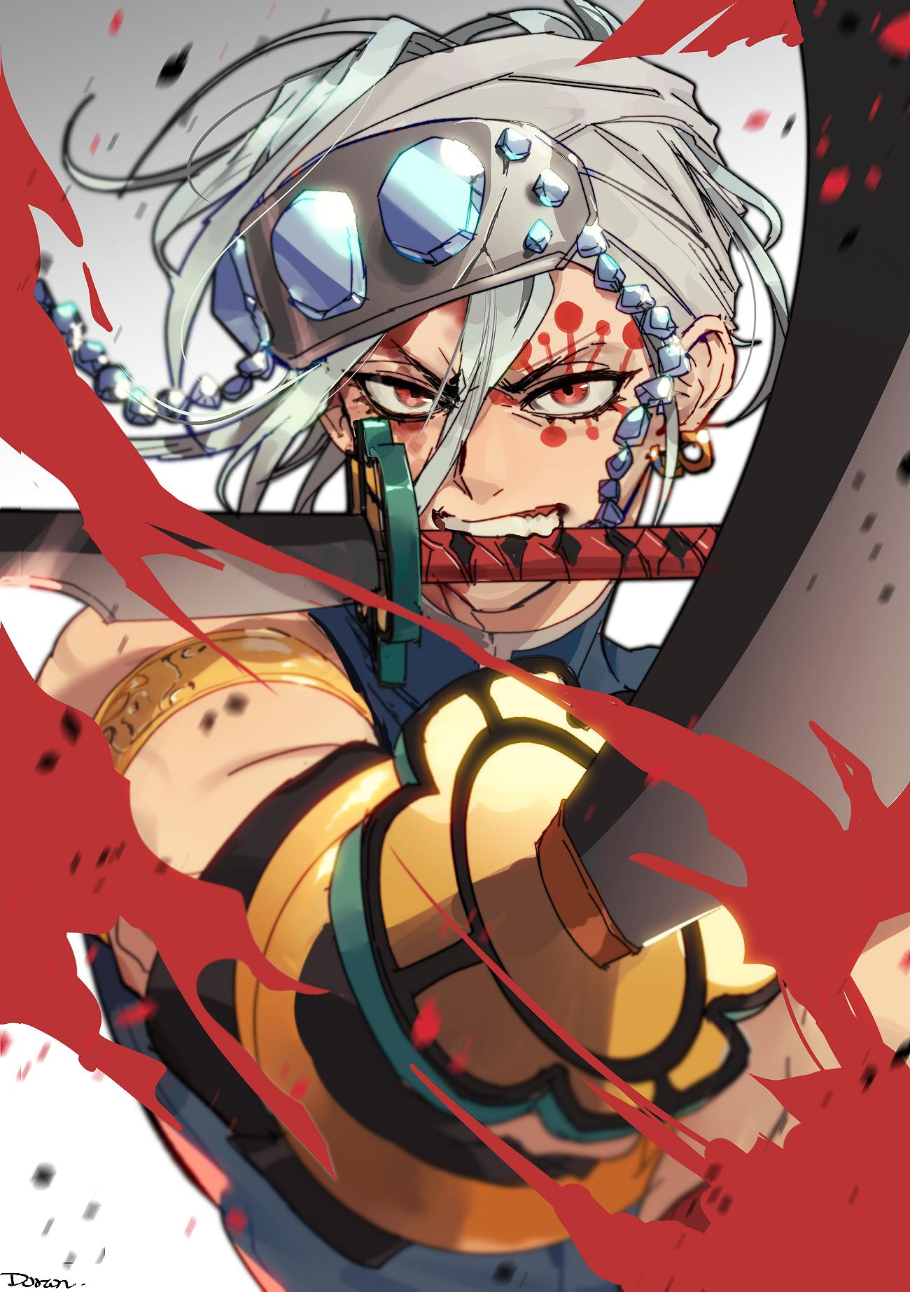 Uzui Tengen Kimetsu No Yaiba Image 2684018 Zerochan Anime Image Board Uzui tengen is a character from kimetsu no yaiba. uzui tengen kimetsu no yaiba image