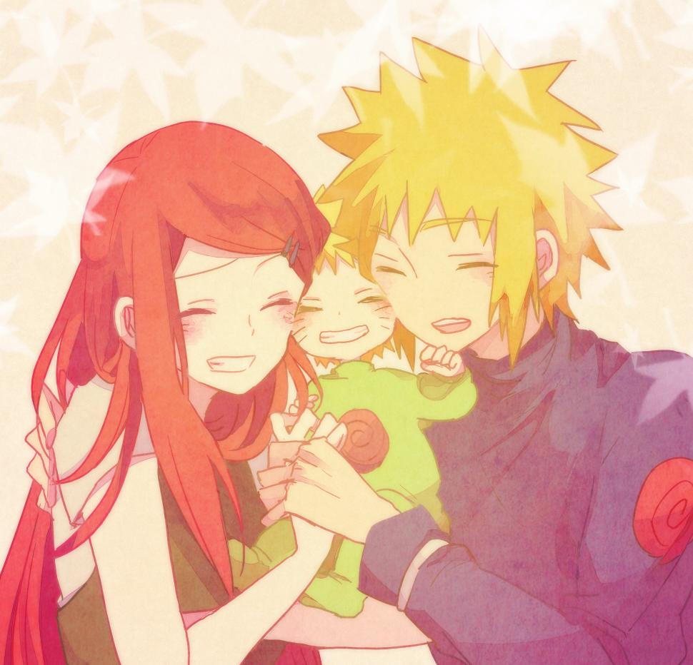 Uzumaki family · download uzumaki family image