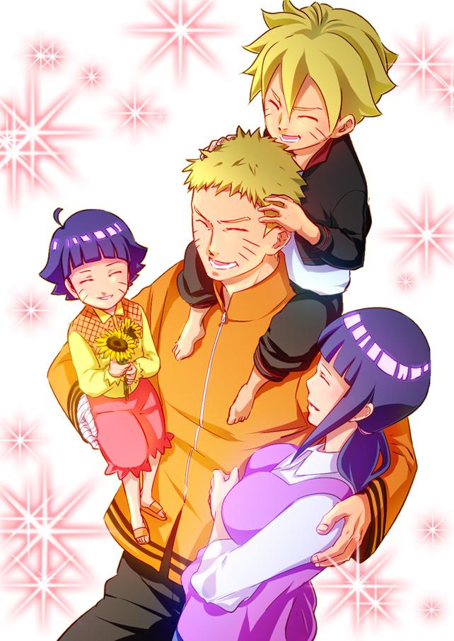 Uzumaki Family Naruto Mobile Wallpaper 1814081 Zerochan Anime Image Board