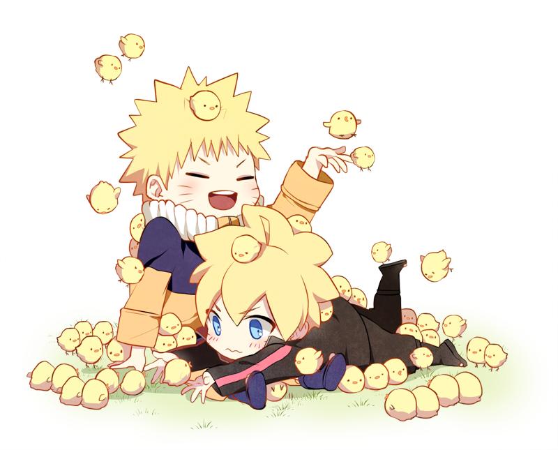 Uzumaki Family Naruto Image 1963174 Zerochan Anime