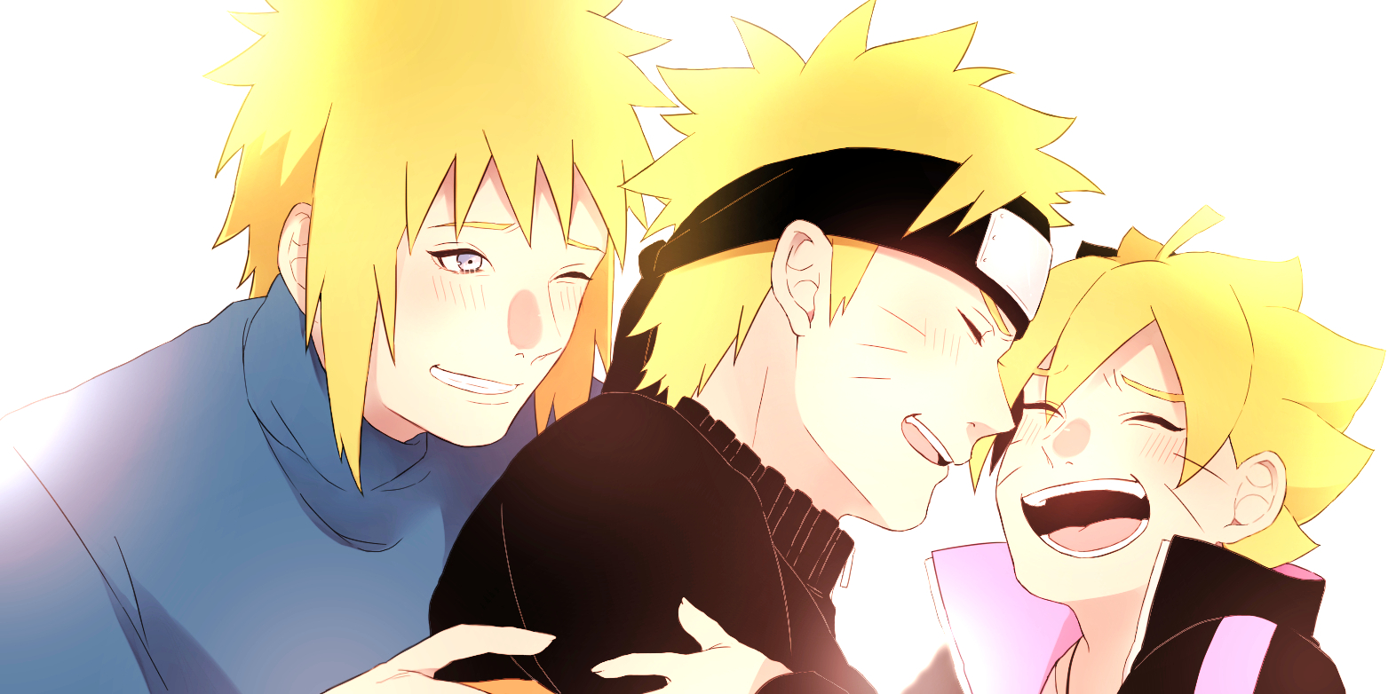 Uzumaki Family Naruto Image 1982304 Zerochan Anime