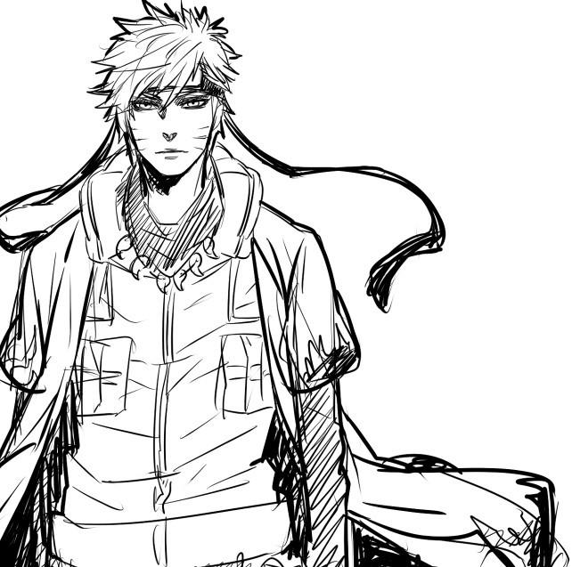 Tags: Anime, Pixiv Id 1211000, NARUTO, Uzumaki Naruto, Pixiv, Fanart, Jinchuuriki