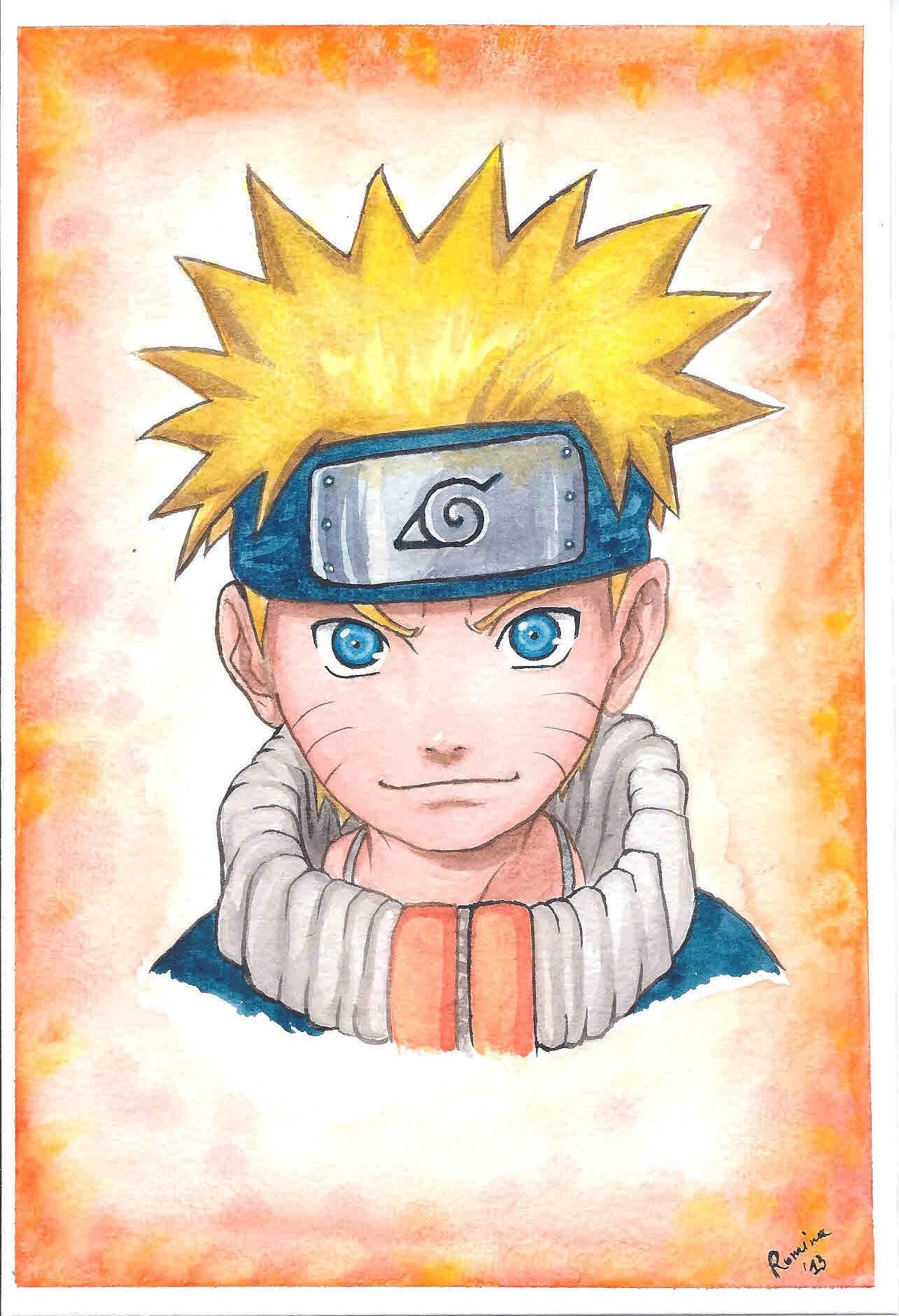 Uzumaki Naruto Image 1402142 Zerochan Anime Image Board