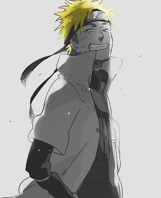 Tags: Anime, Sensei97, NARUTO, Uzumaki Naruto, Hokage Outfit, Tumblr