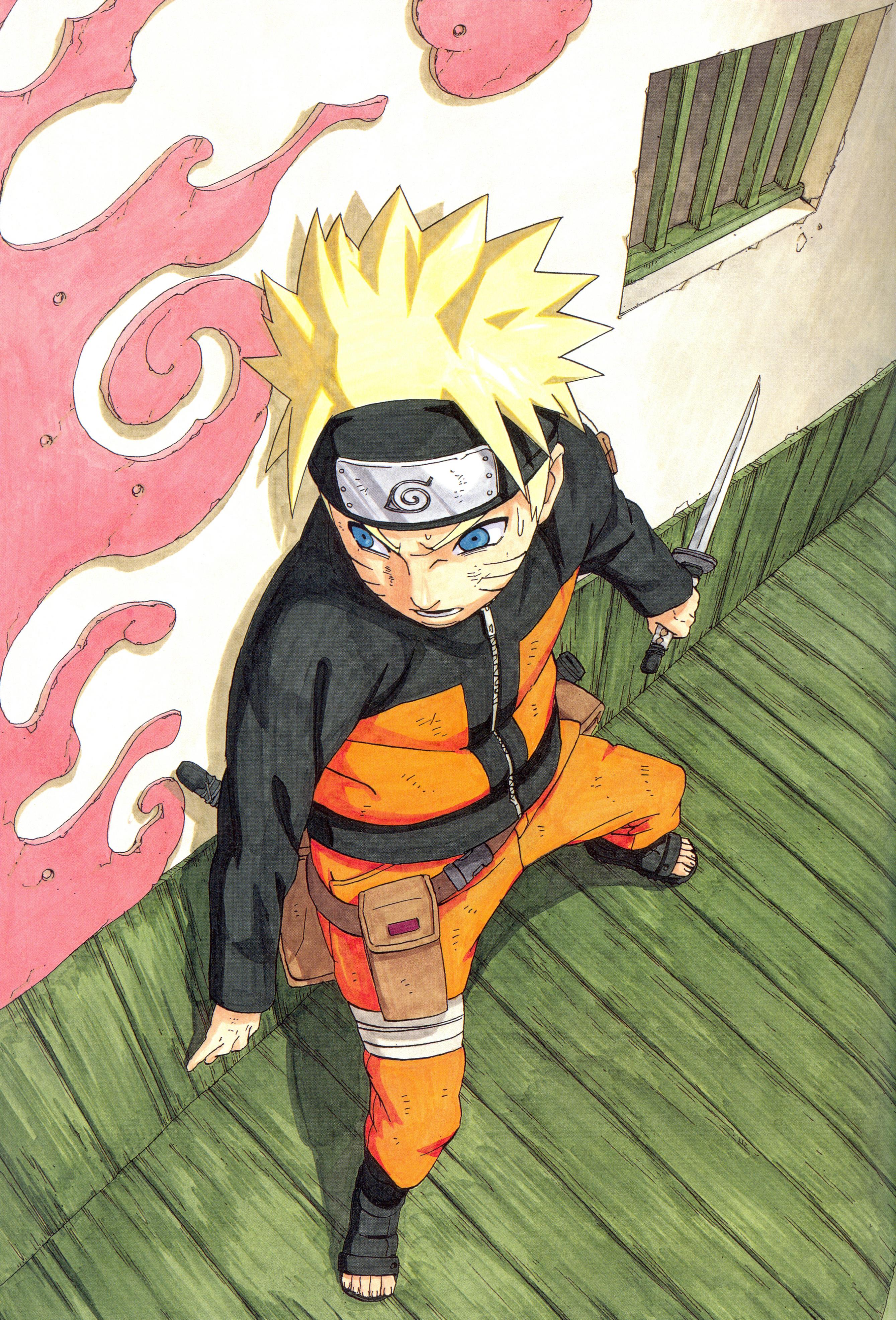 Uzumaki Naruto Mobile Wallpaper #186218 - Zerochan Anime