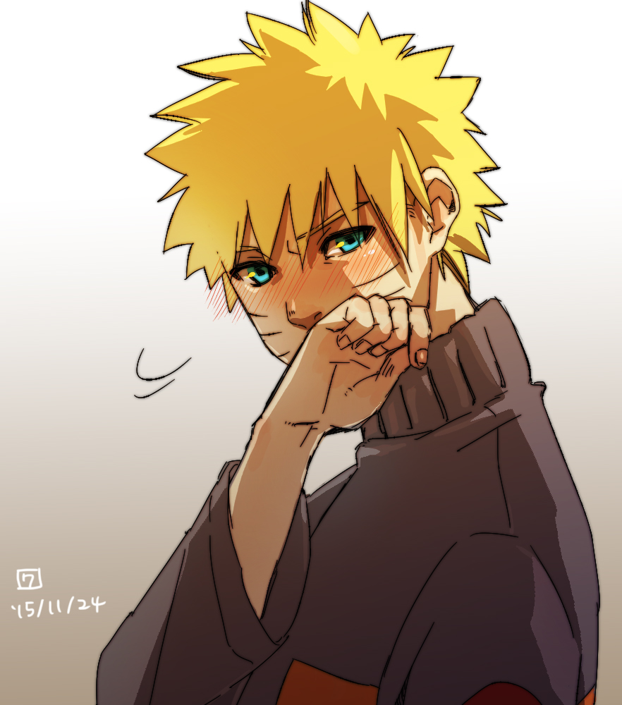Uzumaki Naruto | Garotos anime, Naruto fofo, Anime  |Laguh Naruto Uzumaki Cute