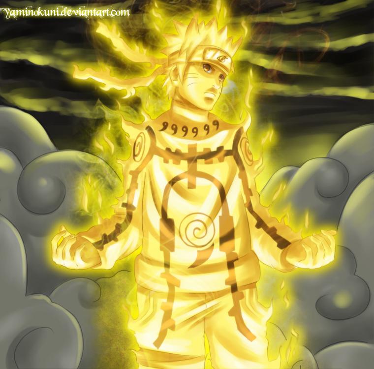 Kyuubi Jinchuuriki Uzumaki Naruto Image #...
