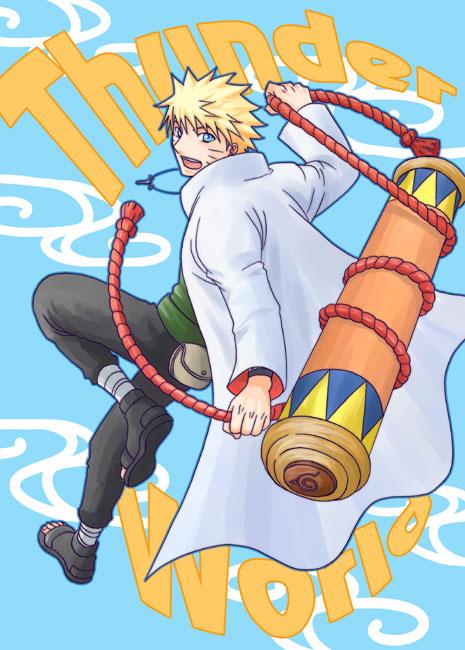 Tags: Anime, Namawasabi, NARUTO, Uzumaki Naruto, Fanart, Jinchuuriki