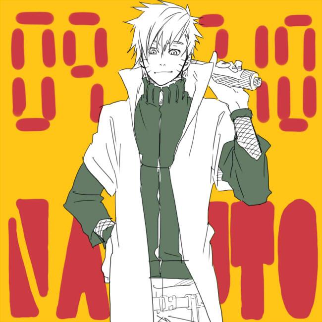 Tags: Anime, Honban, NARUTO, Uzumaki Naruto, Fanart, Jinchuuriki