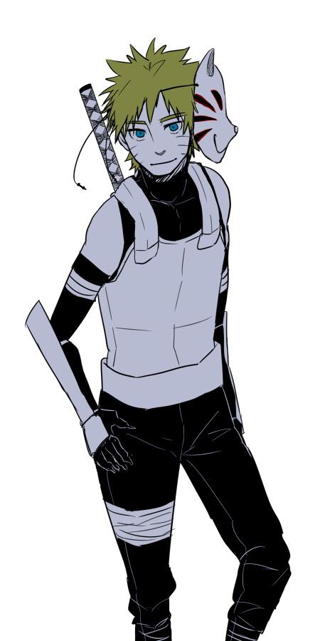 Naruto As A Anbu Uzumaki Naruto/#906876...