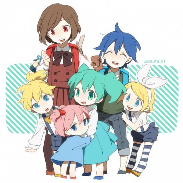 VOCALOID Image #1253514 - Zerochan Anime Image BoardVocaloid Kaito Age
