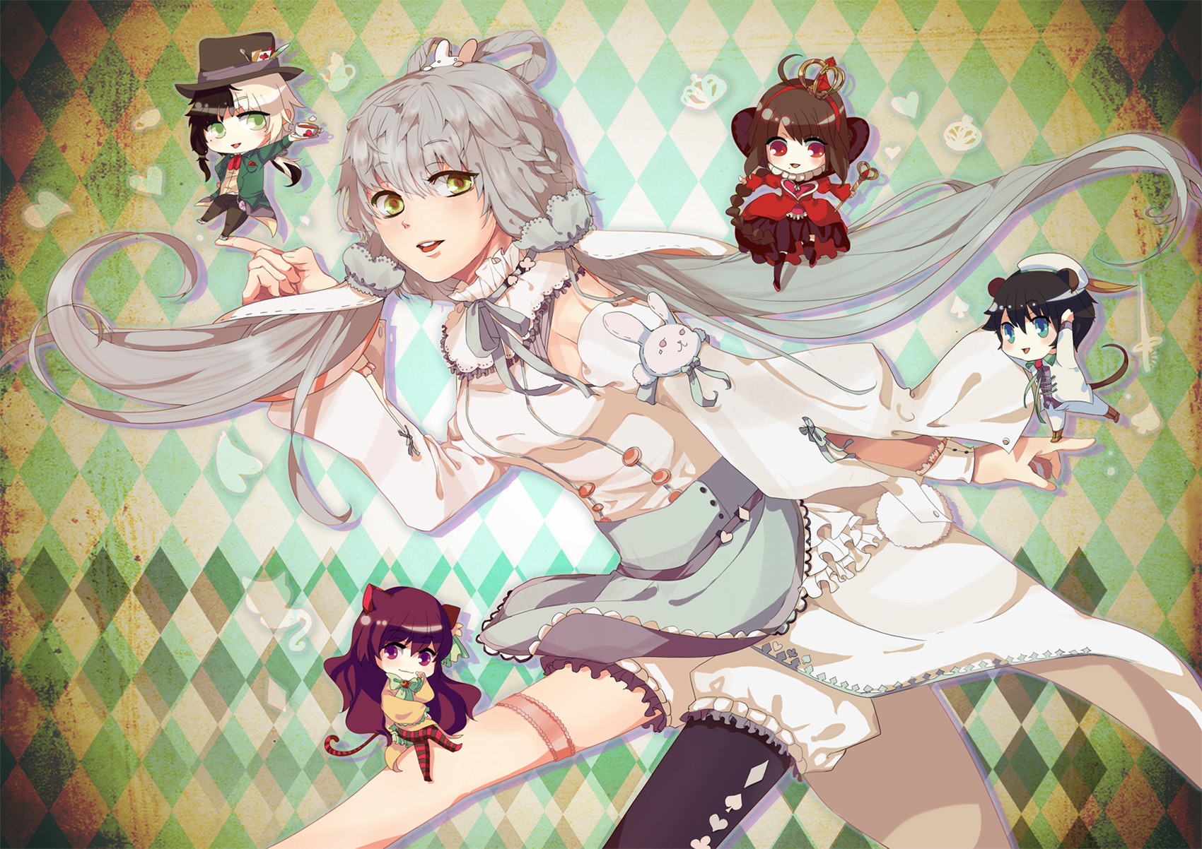 VOCALOID China Download Image