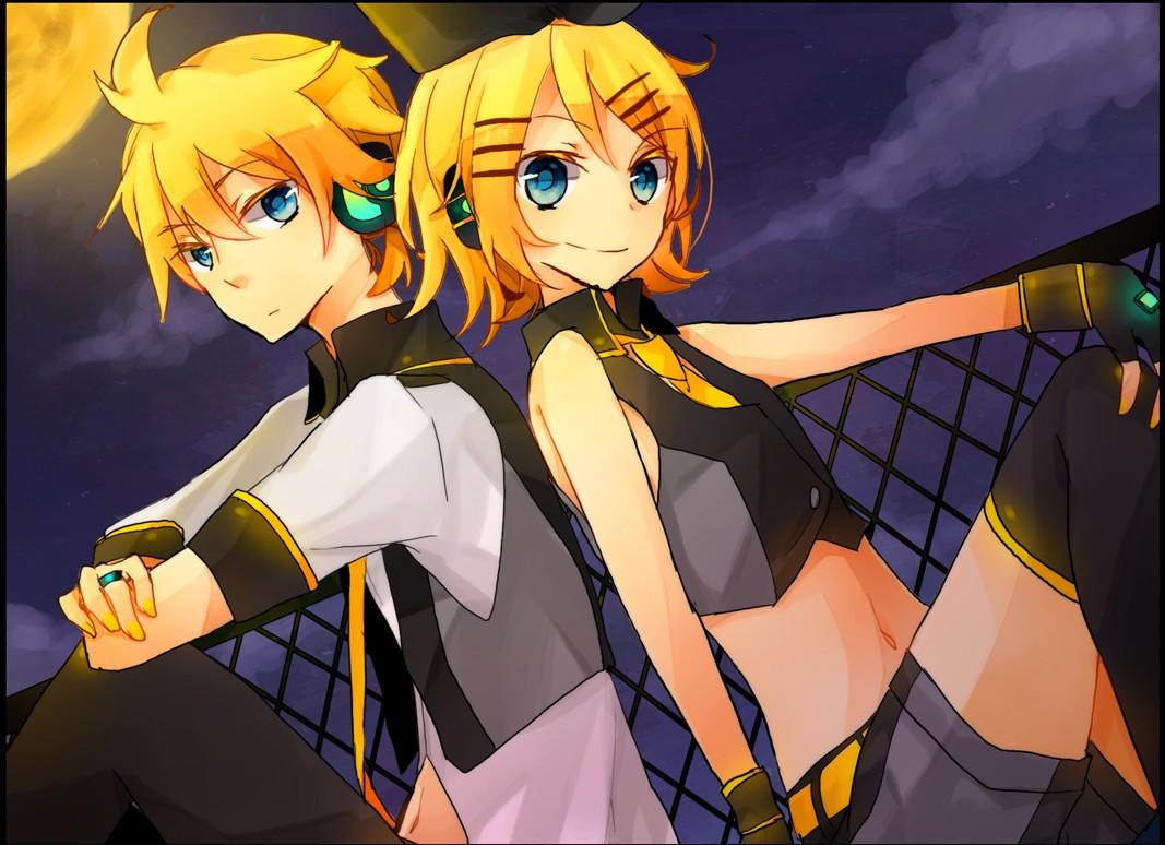 Vocaloid image 1012908 zerochan anime image board - Kagamine rin project diva ...