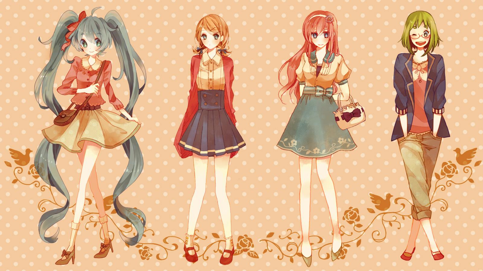 Gumi Wallpaper Page 3 Zerochan Anime Image Board