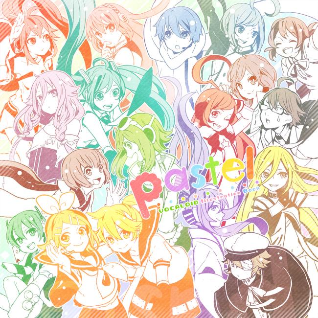 Tags: Anime, Tama Songe, Buzz, VOCALOID, MEIKO (VOCALOID), SF-A2 miki, Oliver (VOCALOID), Megurine Luka, Nekomura Iroha, Hatsune Miku, GUMI, CUL, KAITO