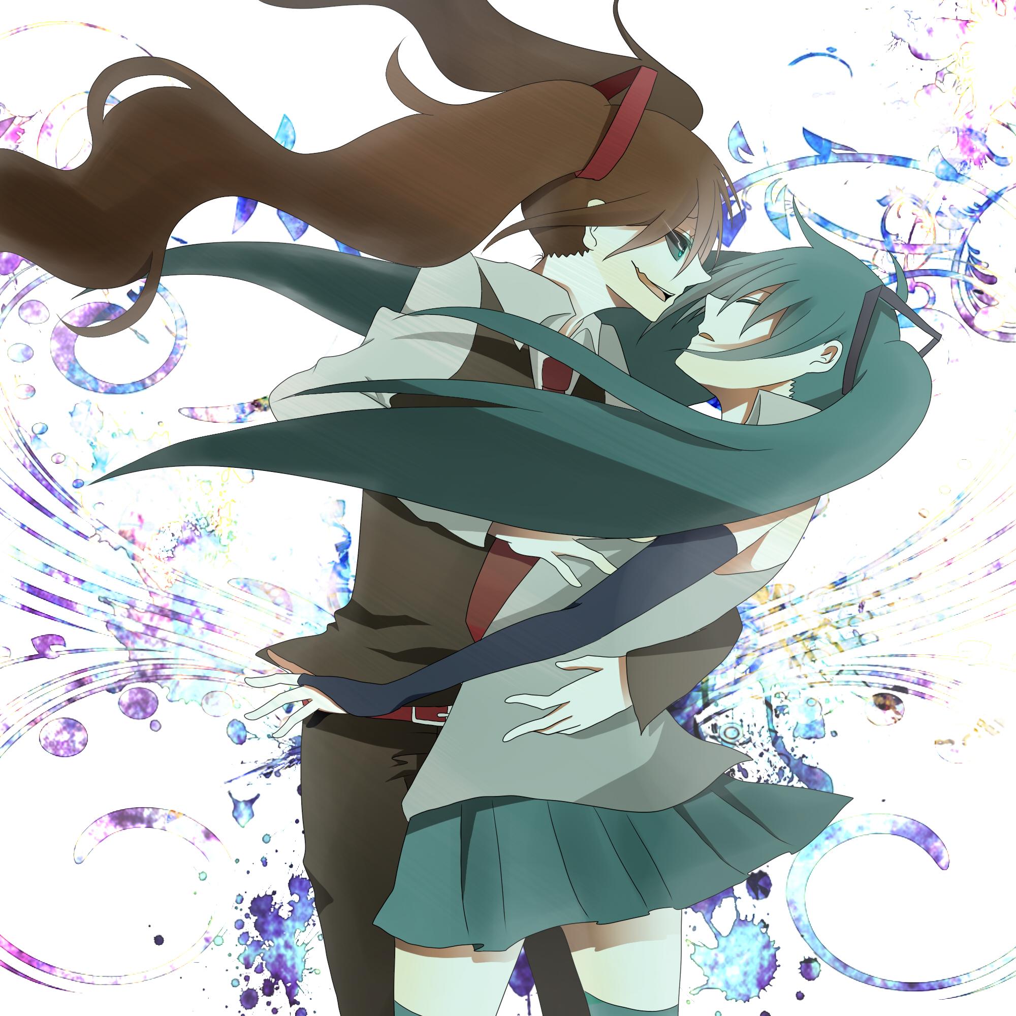 Miku Virus - Hatsune Miku - Zerochan Anime Image Board