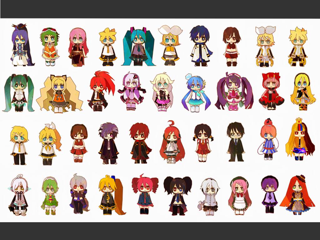 VOCALOID Image #1273661 - Zerochan Anime Image Board