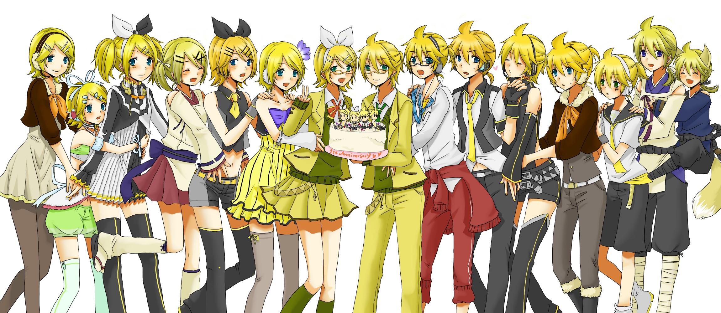 Vocaloid image 1358844 zerochan anime image board - Kagamine rin project diva ...