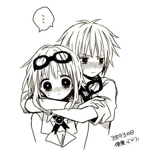 Tags: Anime, An (Pixiv1170947), VOCALOID, GUMI, GUMO, Layered Clothes, Sleeveless Shirt