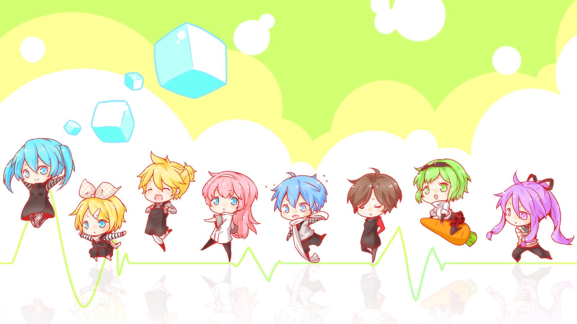 Hatsune Miku HD Wallpaper