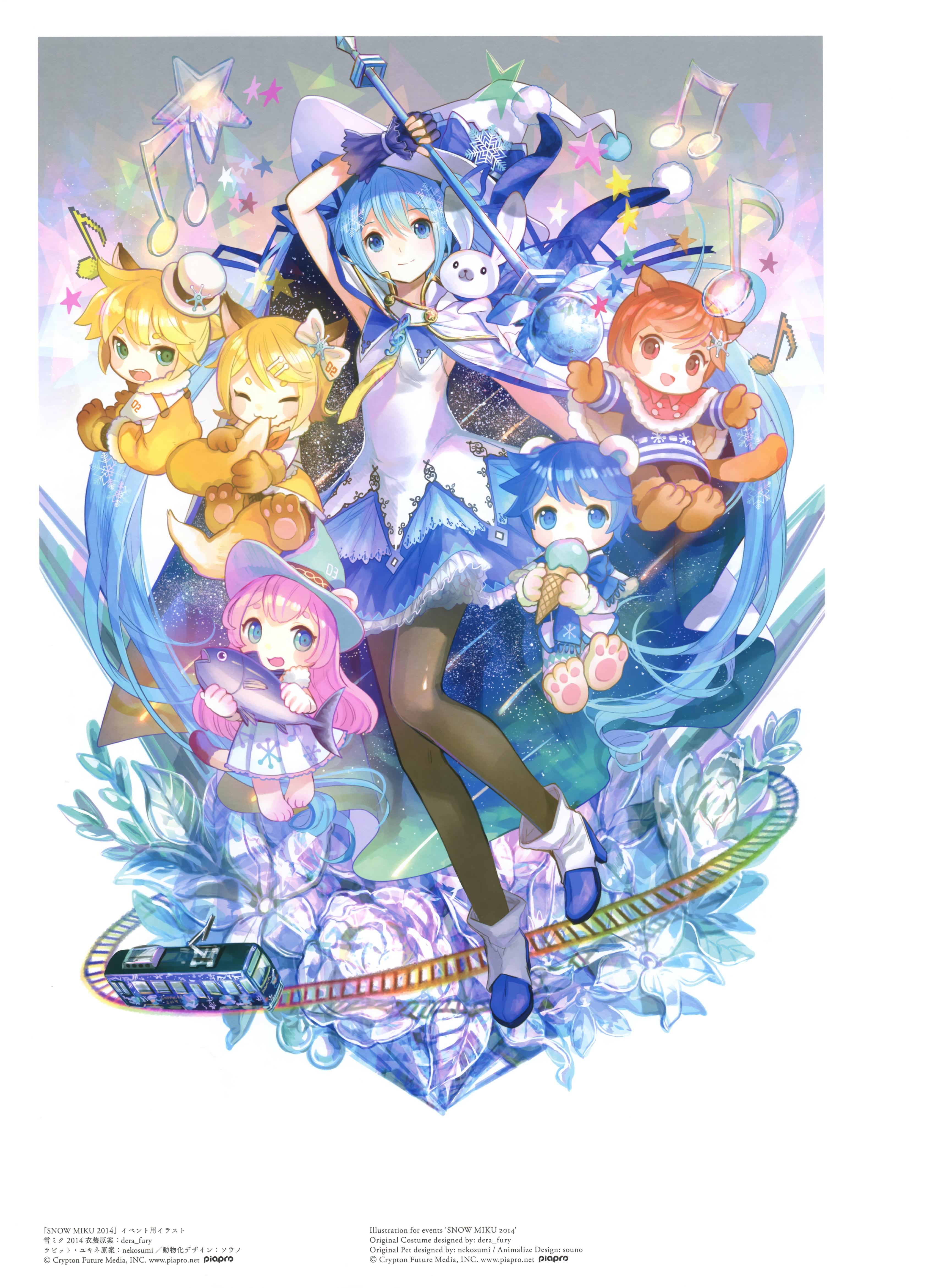 Vocaloid Wallpaper Rin Fuji Choko - Zerochan ...
