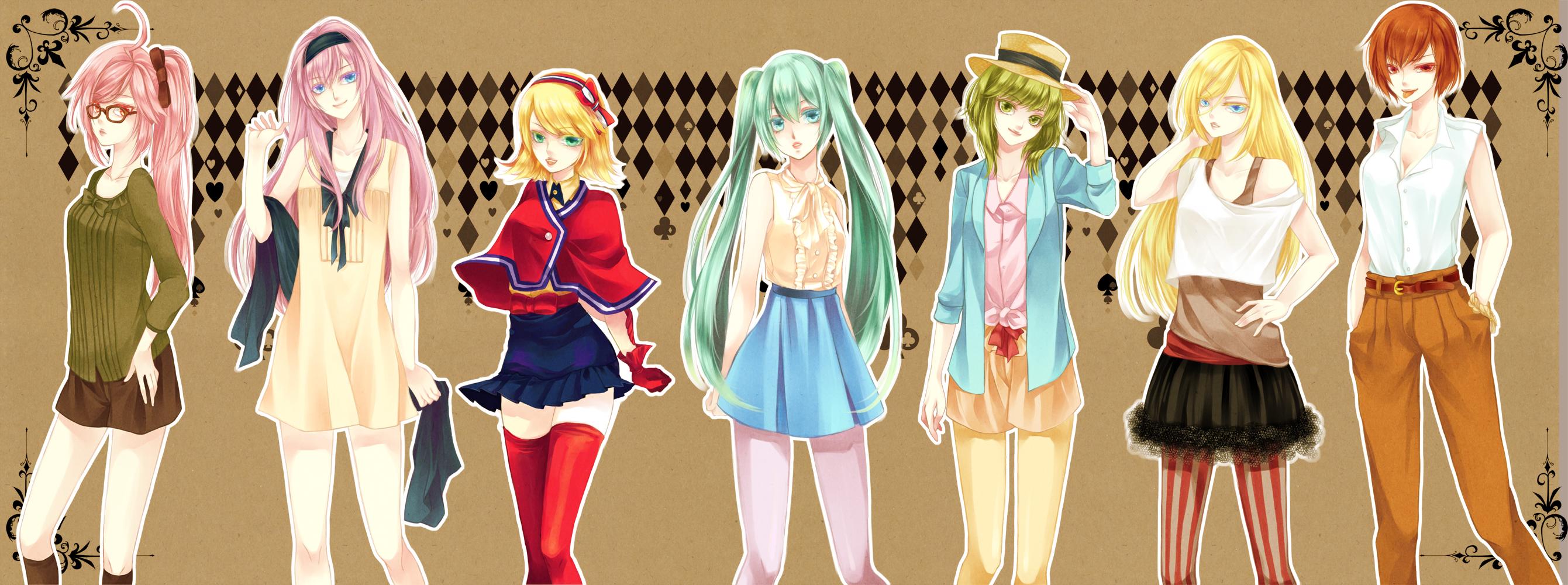 hatsune miku wallpaper outfits - photo #24