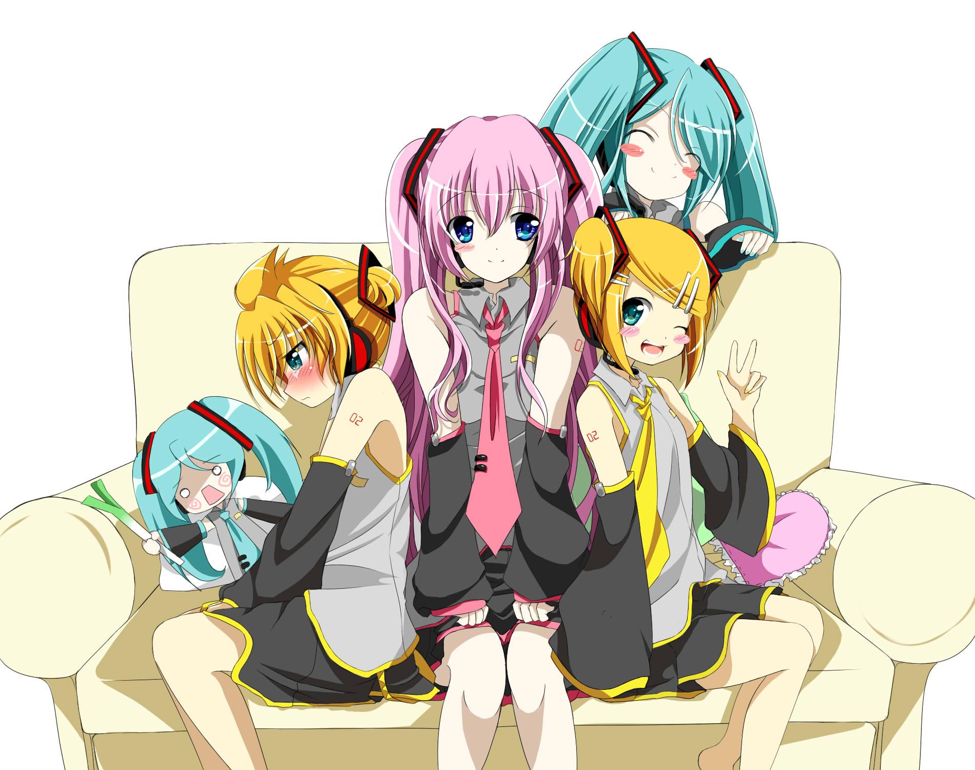 vocaloid image #336026 - zerochan anime image board