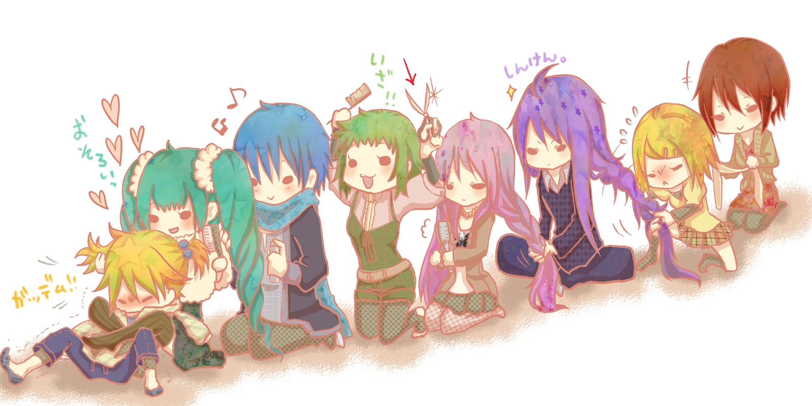 VOCALOID Image #344736 - Zerochan Anime Image Board
