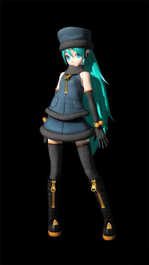 Tags: Anime, Project DIVA 2nd, VOCALOID, Hatsune Miku