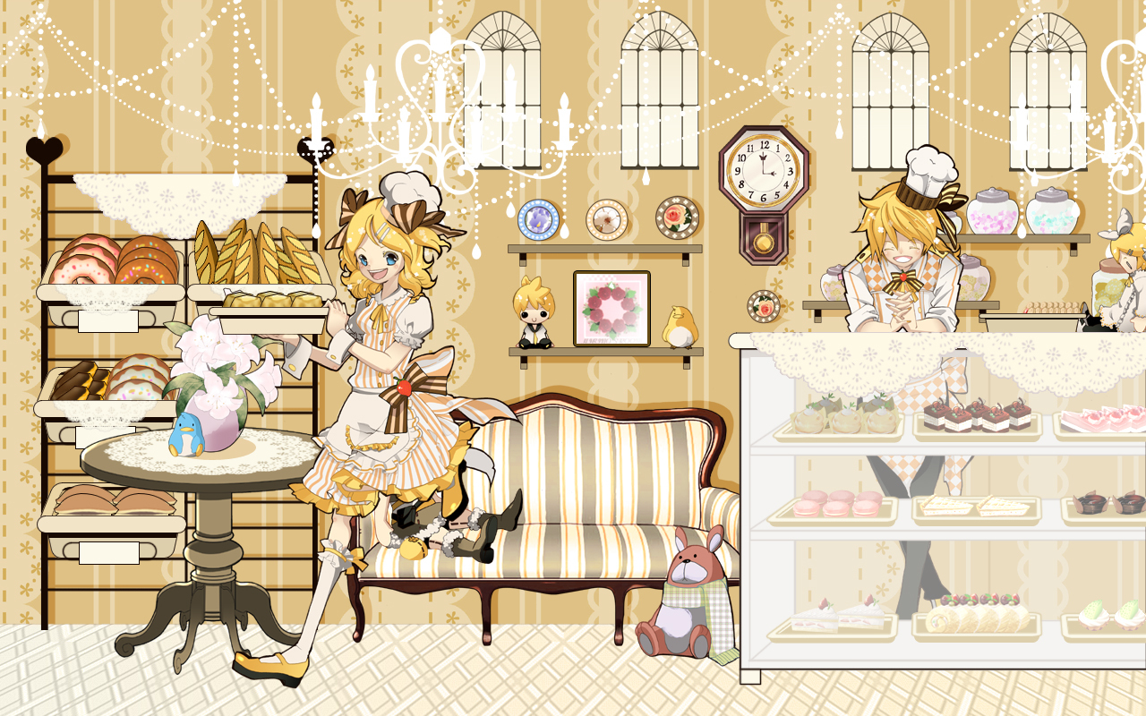 Bakery Zerochan Anime Image Board